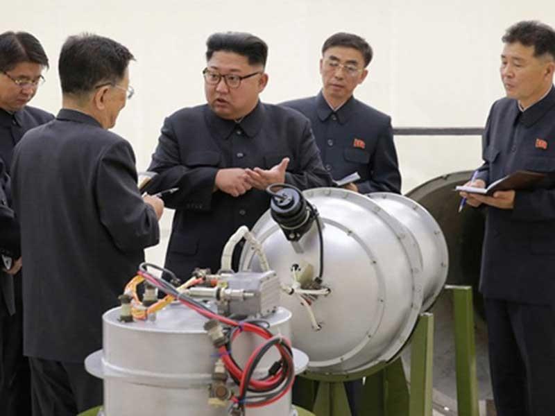 Triều Tiên đẩy mạnh phi hạt nhân hóa - ảnh 1
