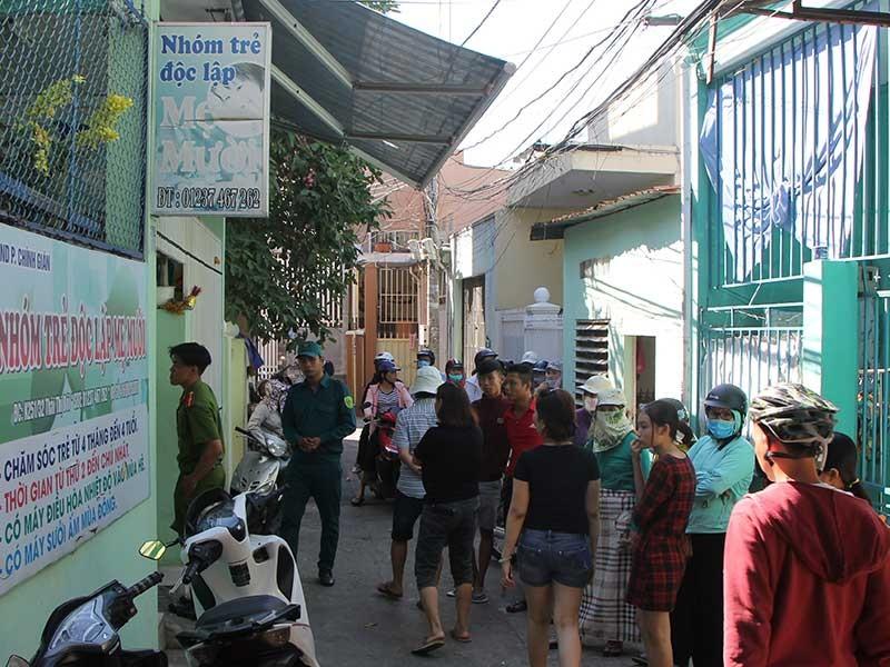 Công an vào cuộc vụ trẻ bị bạo hành ở Đà Nẵng - ảnh 1