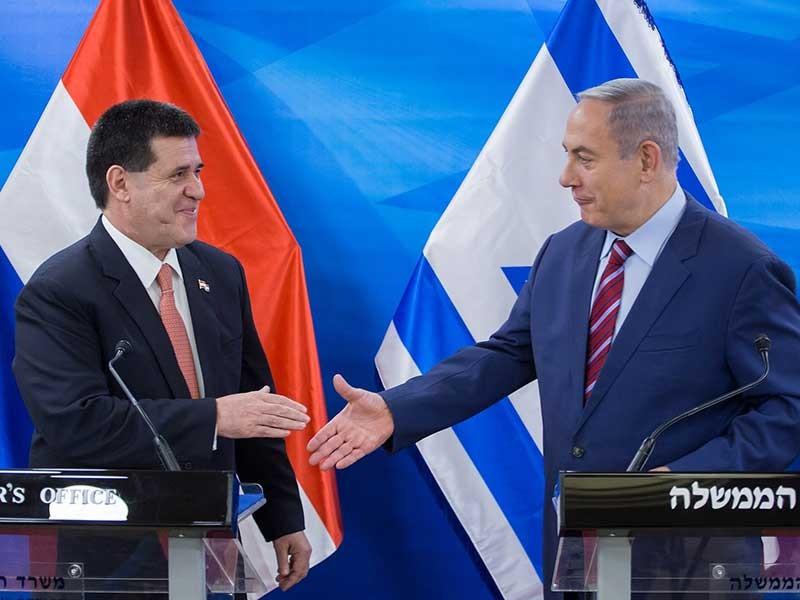 Paraguay nối gót Mỹ mở đại sứ quán ở Jerusalem - ảnh 1