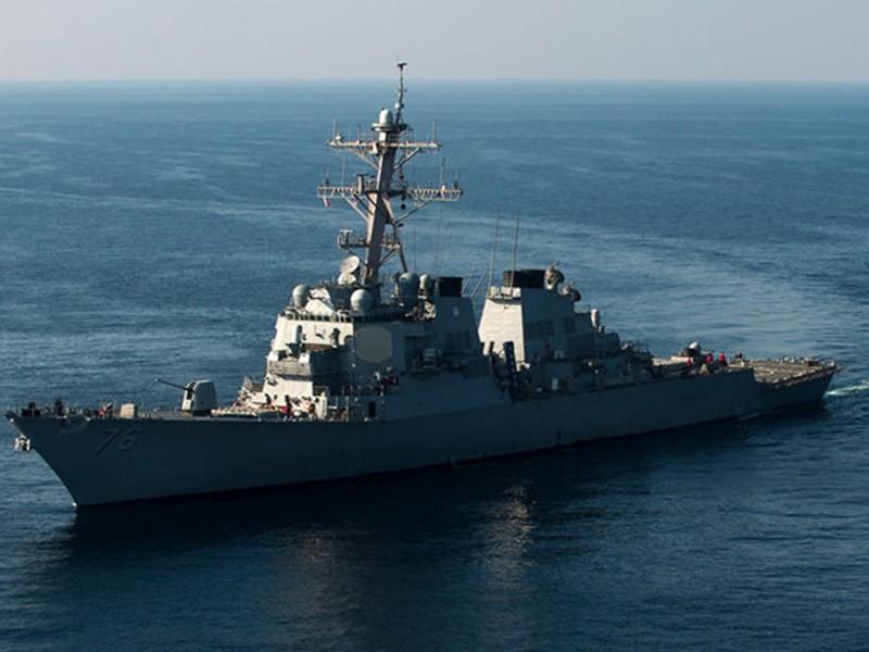 Biển Đông: Tại sao Mỹ chưa 'ghè' được chân Trung Quốc? - ảnh 1