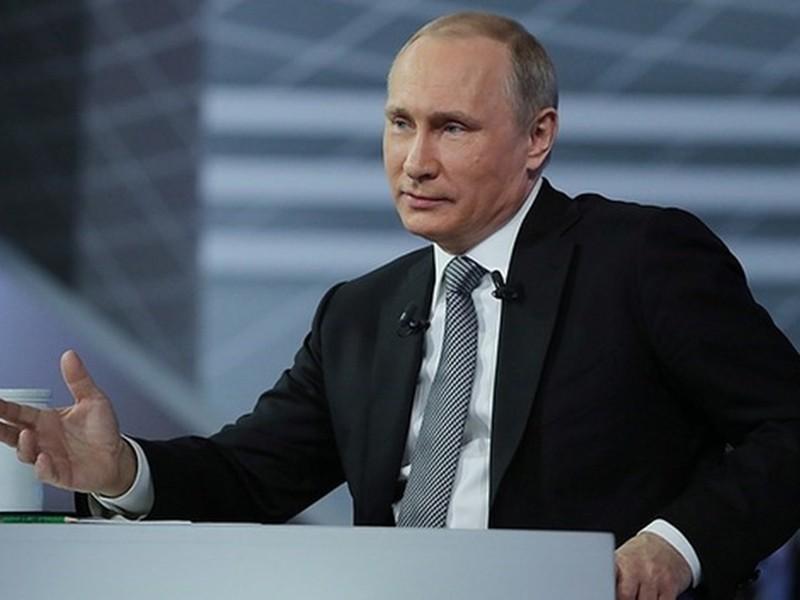 Tổng thống Putin: 'Kinh tế Nga đang tăng trưởng' - ảnh 1