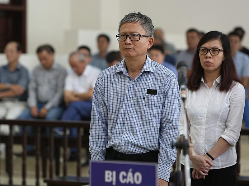 Tòa phúc thẩm tuyên án vụ tham ô tại PVP Land - ảnh 1