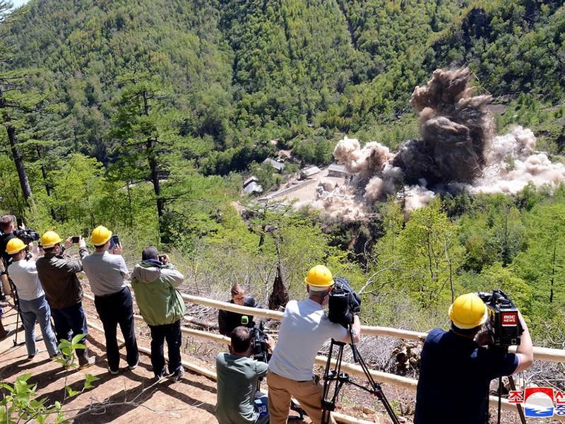 Bán đảo Triều Tiên bước vào giai đoạn cam go - ảnh 2