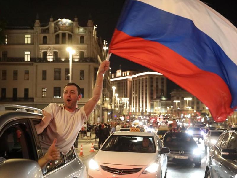 Nước Nga không ngủ! - ảnh 1