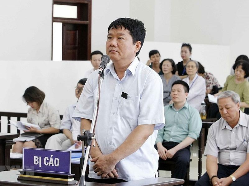 Ông Đinh La Thăng muốn được suy đoán vô tội - ảnh 1