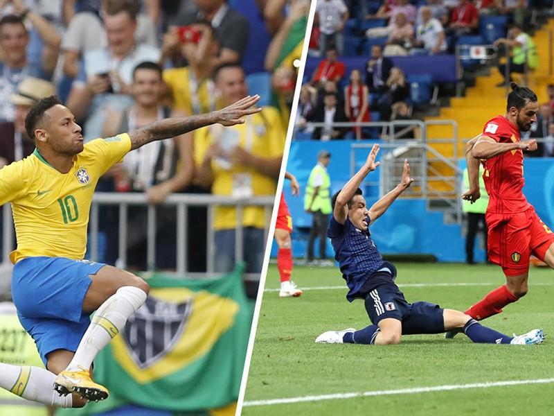 Brazil - Bỉ: Phá vỡ lời nguyền! - ảnh 1