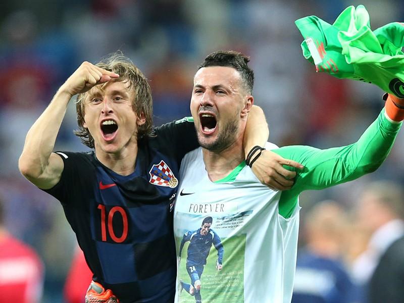 Quả bóng vàng thế giới rất gần Luka Modric - ảnh 1