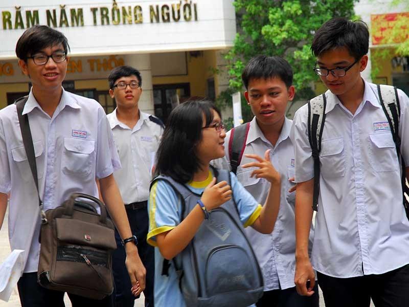 Làm rõ tỉ lệ tốt nghiệp THPT của Hà Giang cao bất thường - ảnh 1