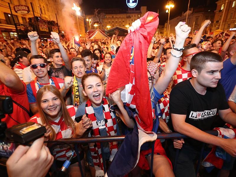 Croatia đã viết câu chuyện cổ tích đẹp nhất World Cup - ảnh 1