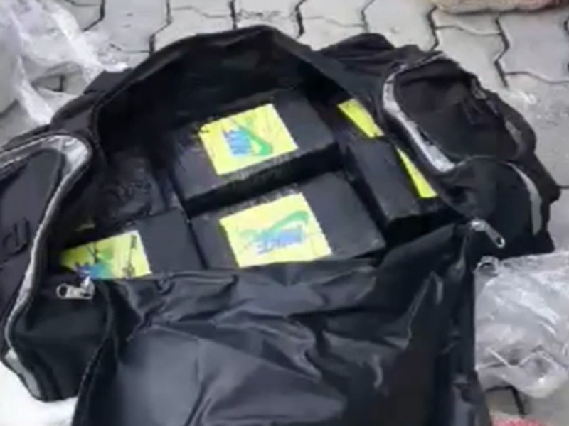 Cocaine trị giá 800 tỉ trong container phế liệu - ảnh 1