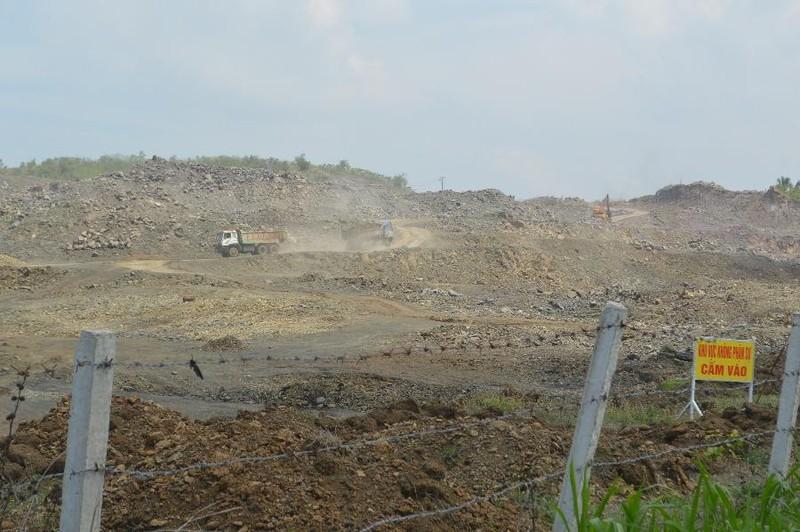 Sở Công thương báo cáo về mỏ đá làm phiền dân - ảnh 1