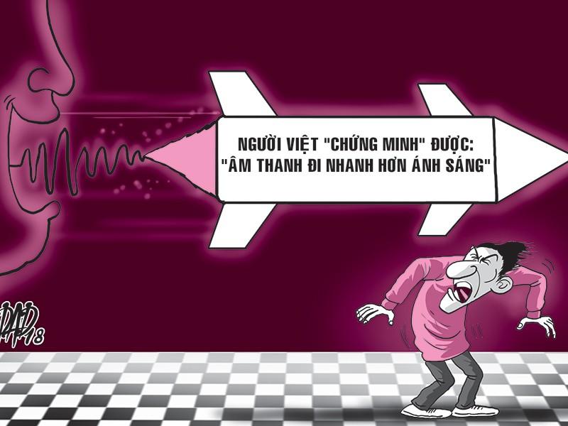 Người Việt chưa thấy người đã nghe tiếng - ảnh 1