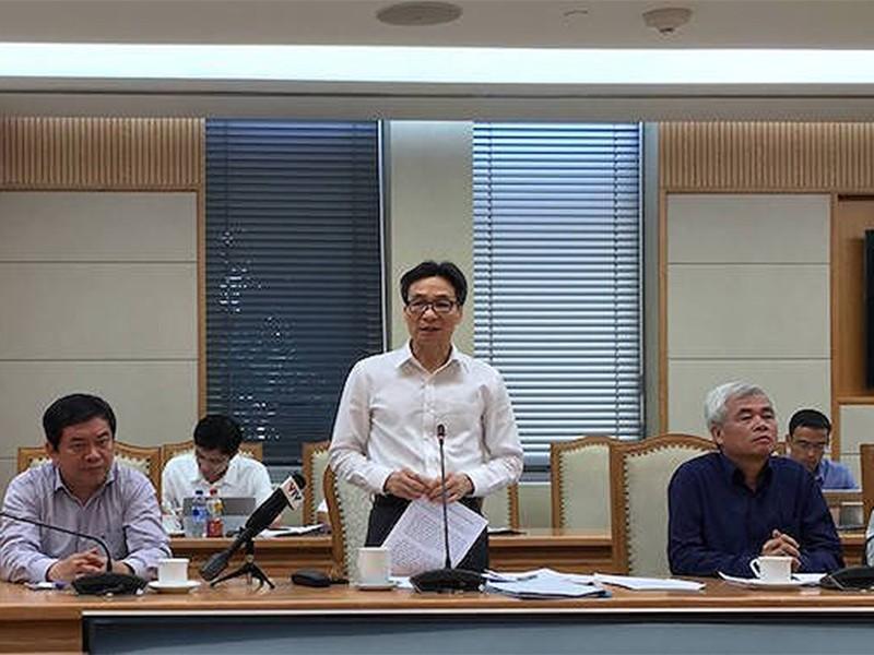 Bộ GD&ĐT nhận trách nhiệm thiếu sót về kỳ thi THPT quốc gia - ảnh 1