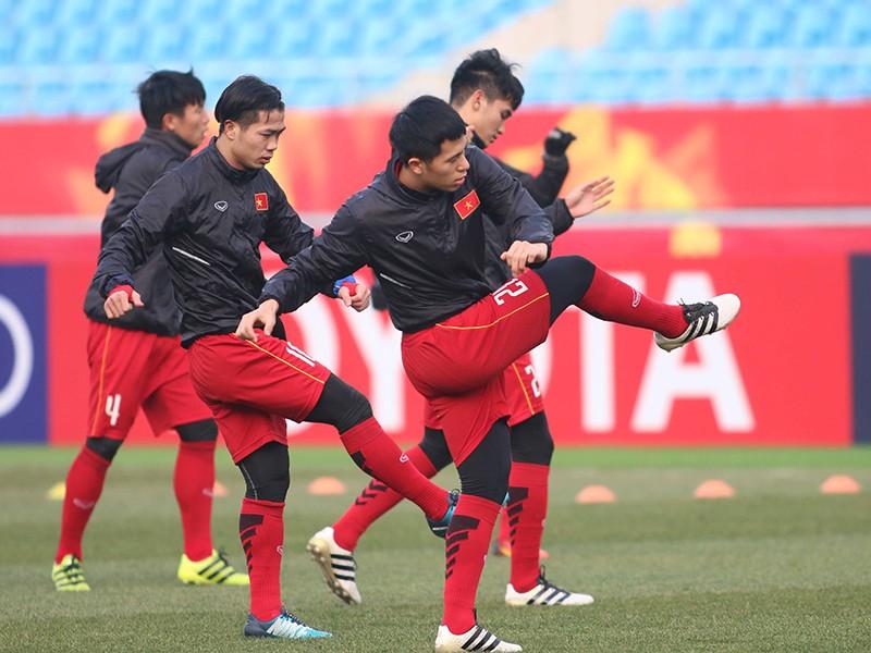 Khai mạc giải bóng đá quốc tế U-23: Ai cũng hứa đá hay, đá đẹp - ảnh 1
