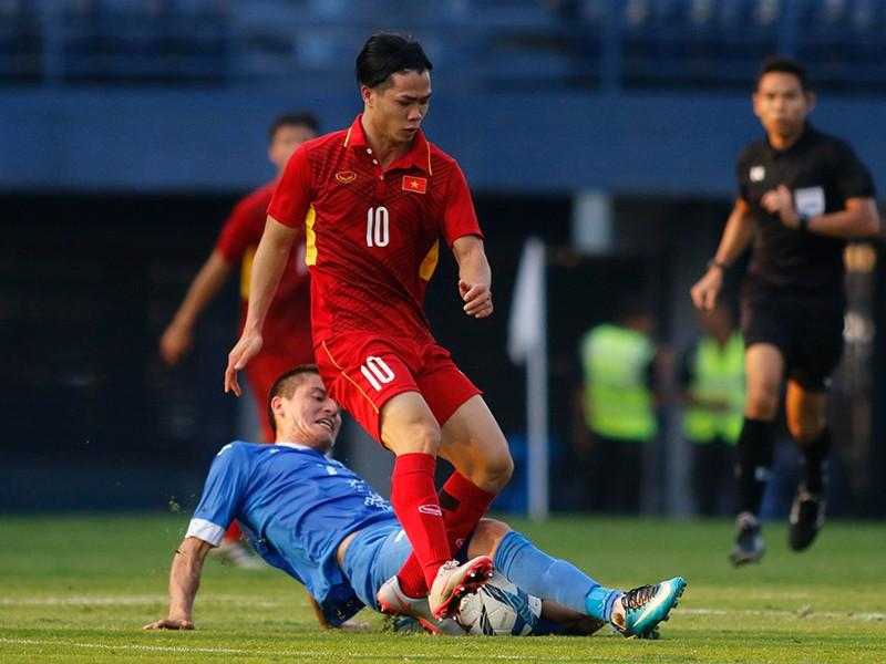 Olympic Việt Nam vô địch để làm gì? - ảnh 1