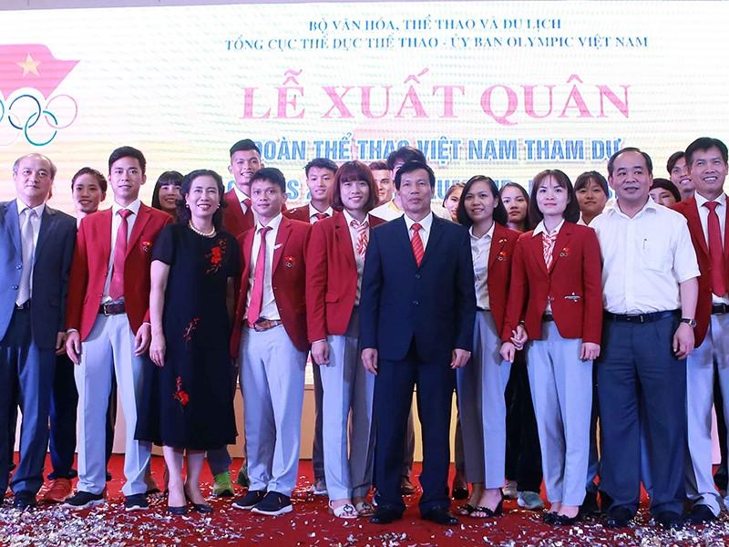 Thể thao Việt Nam săn vàng Asiad - ảnh 1