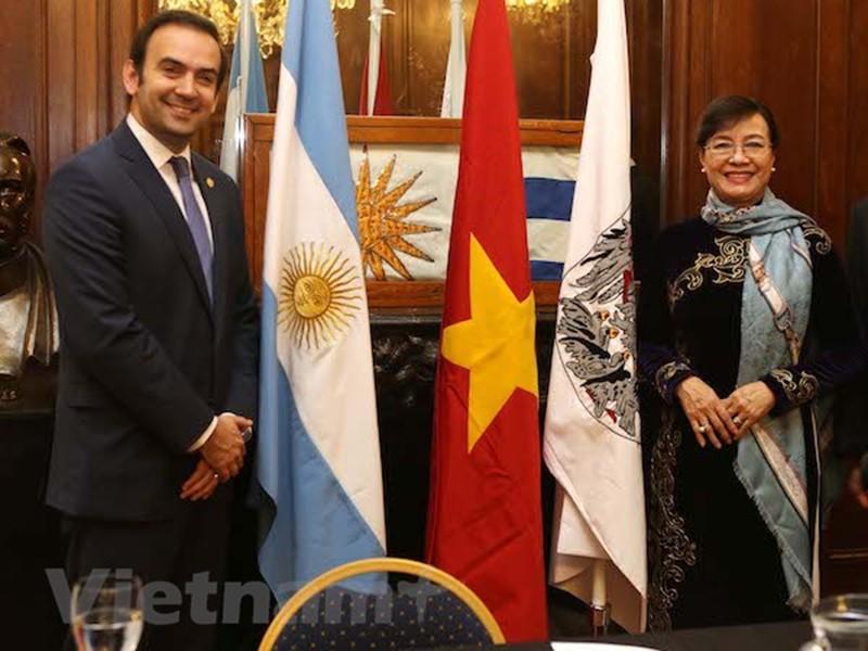 Thúc đẩy hợp tác giữa TP.HCM và TP Buenos Aires - ảnh 1