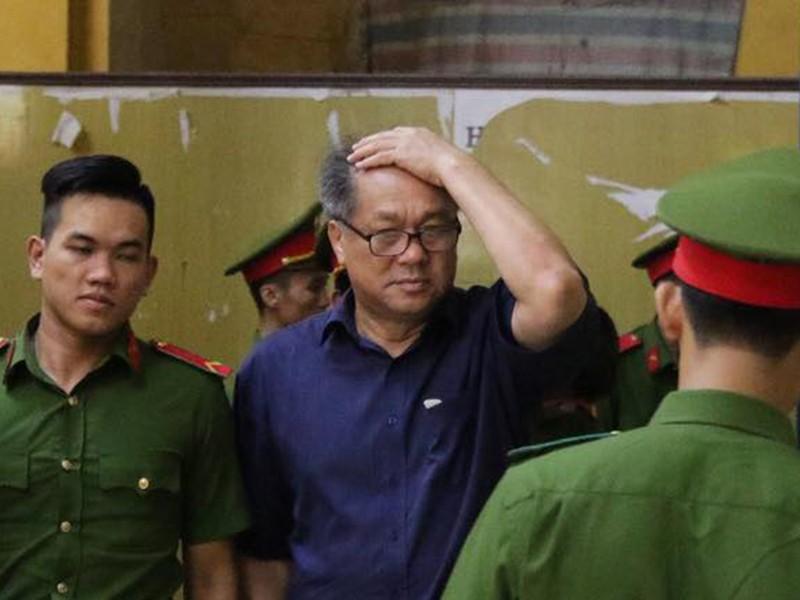 Phạm Công Danh lãnh 20 năm tù, Trầm Bê 4 năm - ảnh 1
