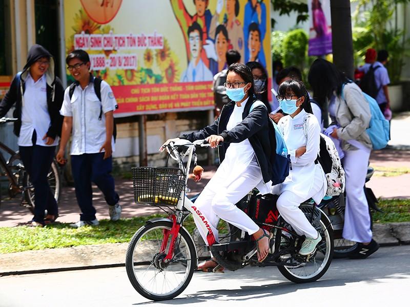 TP.HCM có cần quản lý xe đạp điện? - ảnh 1