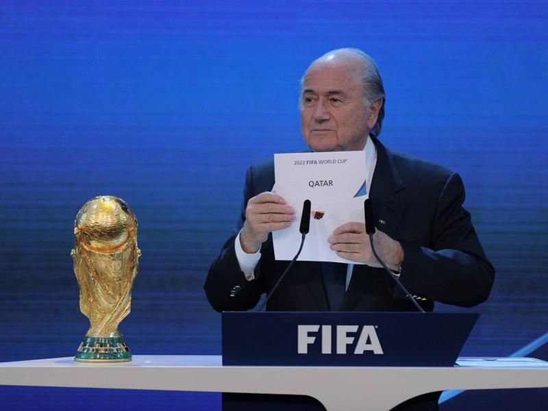 Cựu chủ tịch FIFA tố cáo Qatar gian dối  - ảnh 1