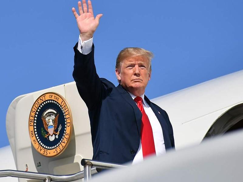 Ông Trump buộc thế giới chọn Mỹ hoặc Iran - ảnh 1