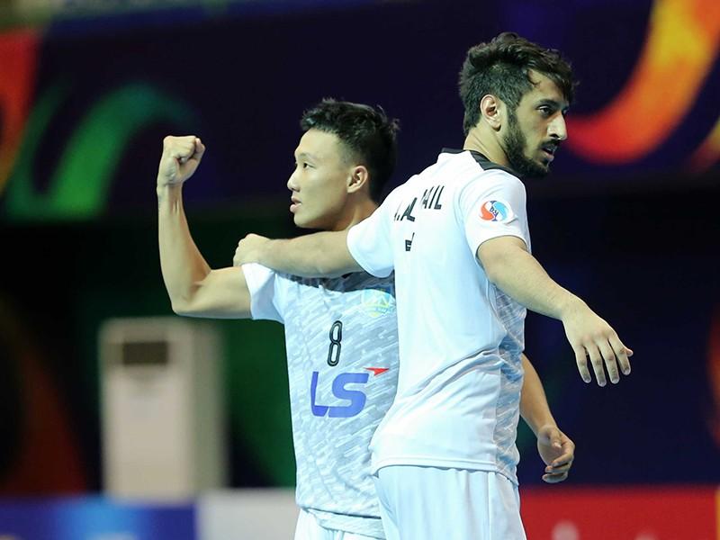 Bán kết Cúp C1 Futsal châu Á: Thái Sơn Nam lại vượt núi - ảnh 1