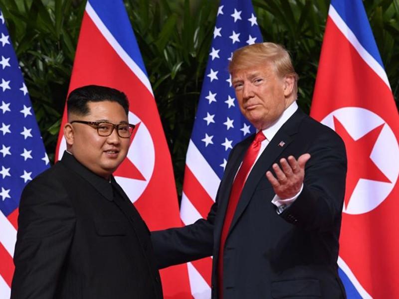 Triều Tiên chỉ trích quan chức Mỹ vì lệnh trừng phạt - ảnh 1