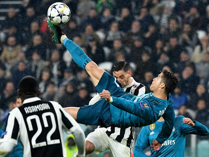 Ronaldo tiết lộ sốc lý do đầu quân Juventus - ảnh 1
