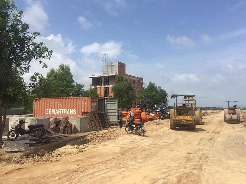 Long Điền, BR-VT: đất ruộng bỗng thành… dự án! - ảnh 1