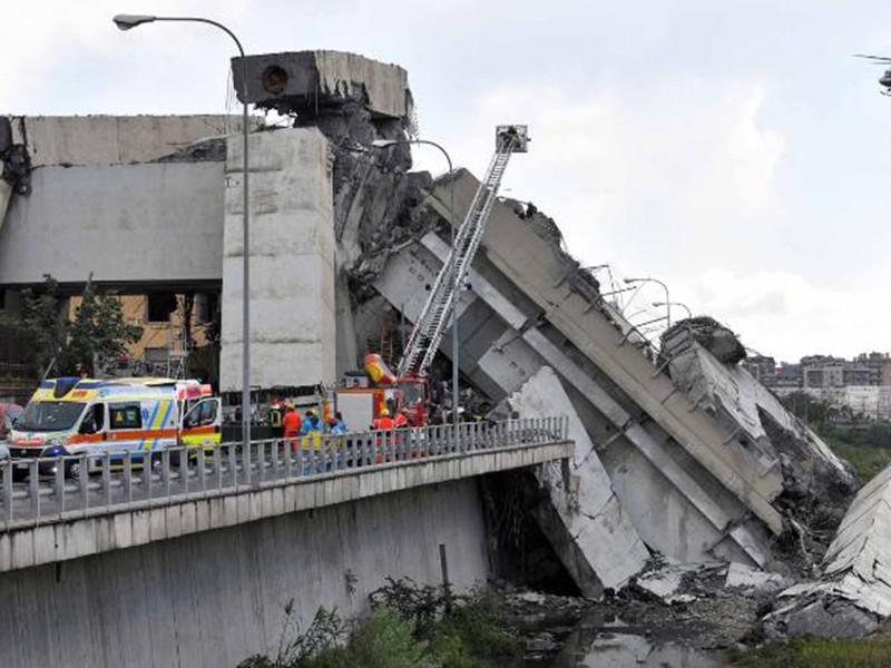 Sập cầu ở Ý: Kiệt tác thành thảm họa - ảnh 1