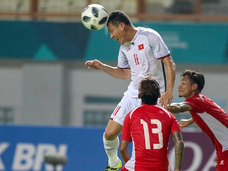 Việt Nam - Nepal (2-0): Chờ quyết đấu Nhật Bản - ảnh 1