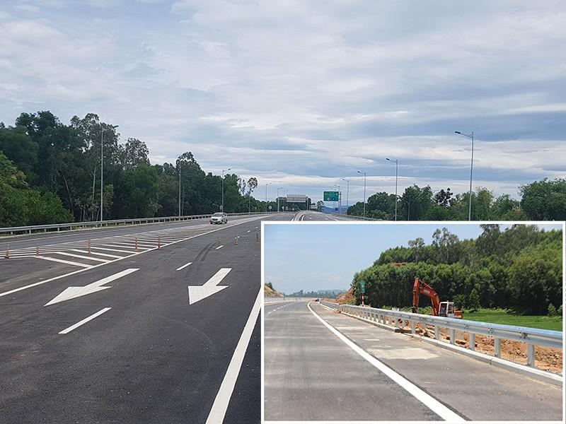 Cao tốc Đà Nẵng-Quảng Ngãi có kịp thông xe vào 2-9? - ảnh 1
