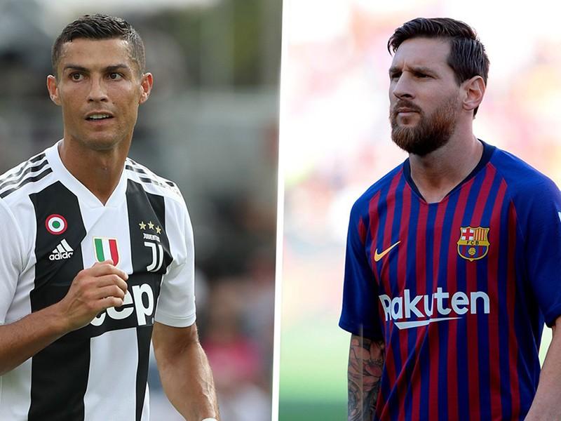 Ronaldo bị chê, Messi tỏa sáng - ảnh 1