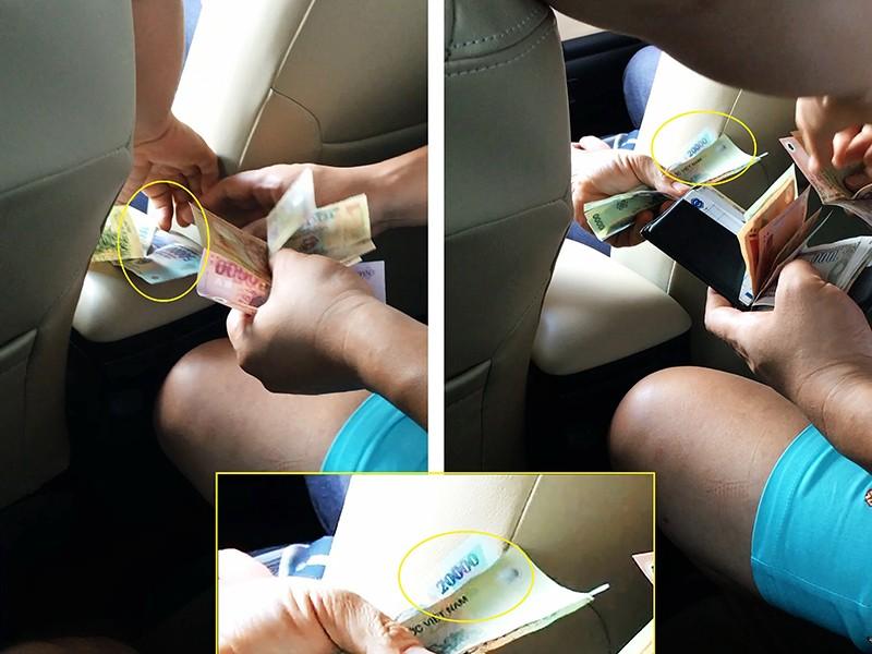 Vụ taxi dù lộng hành tại TP: Phạt 32 triệu đồng - ảnh 1
