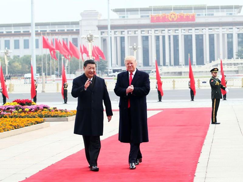 Cuộc chiến Mỹ-Trung không thể quay đầu - ảnh 1