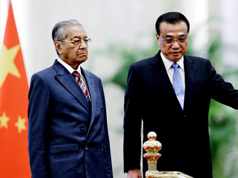 Malaysia quyết hủy dự án hơn 20 tỉ USD với Trung Quốc - ảnh 1