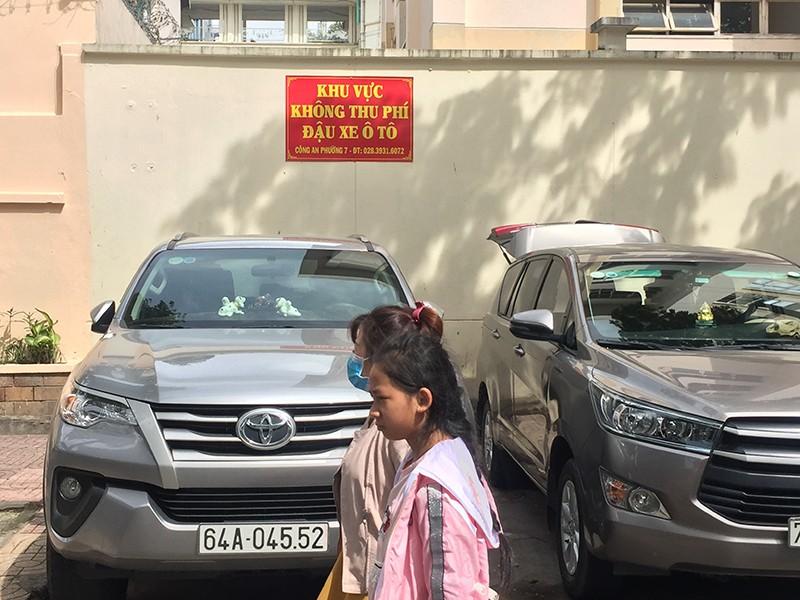 Đề xuất cách phạt đỗ xe không trả tiền - ảnh 1