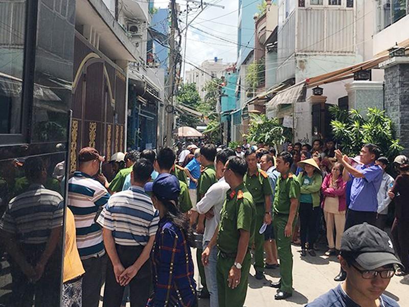 Nghi can sát hại nữ tu ở quận Tân Phú bị bắt - ảnh 1