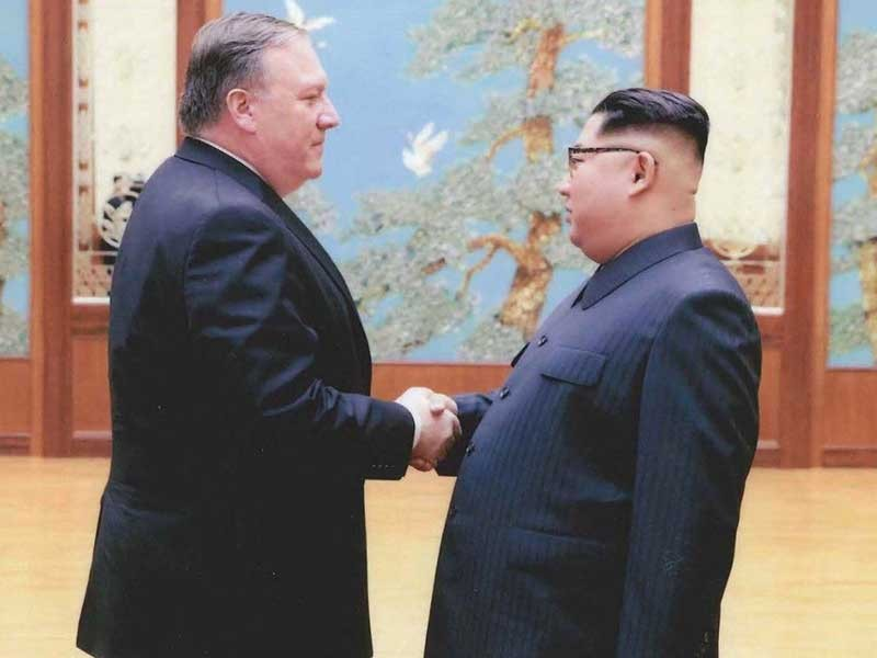 Lý do Mỹ hoãn chuyến thăm Triều Tiên - ảnh 1