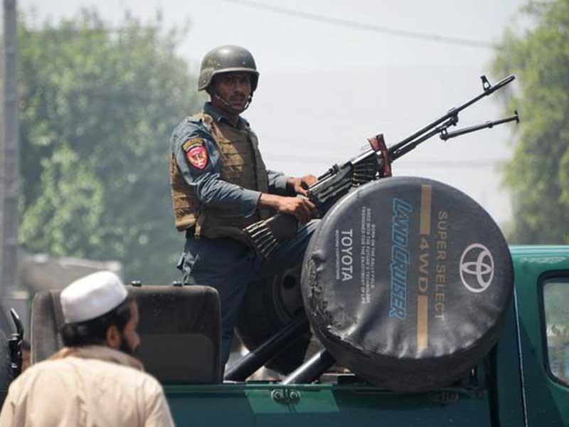 Thủ lĩnh IS ở Afghanistan bị liên quân Mỹ hạ sát - ảnh 1