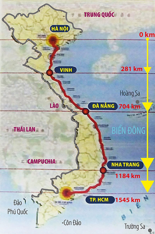 Đường sắt cao tốc Bắc-Nam làm như thế nào? - ảnh 1