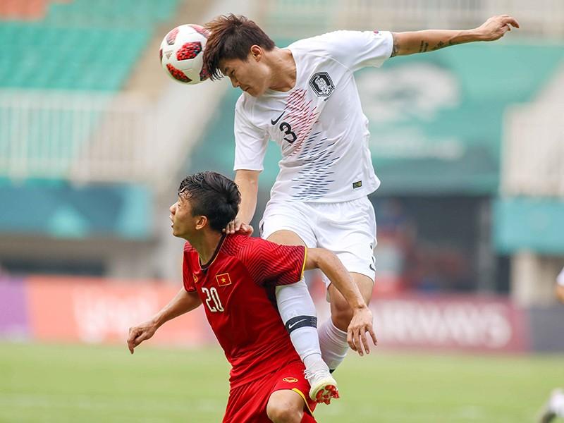 Olympic Việt Nam - Olympic Hàn Quốc (1-3): Đã cố gắng hết sức! - ảnh 1