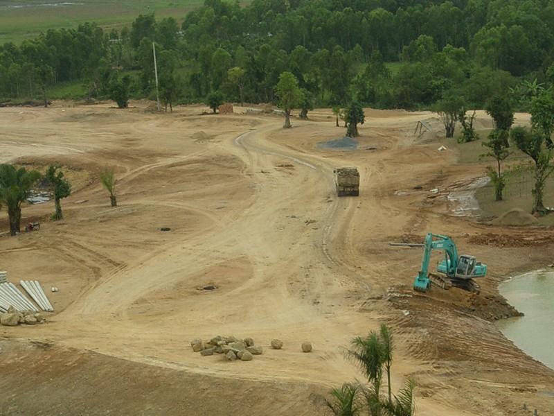 Đấu thầu dự án sân golf 'khủng' ở TP.HCM - ảnh 1