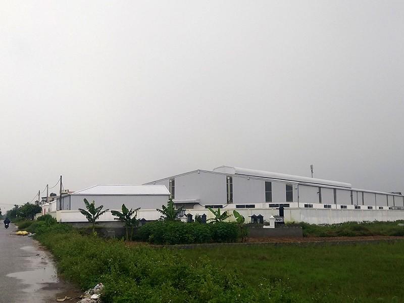 Chủ tịch xã bị cho nghỉ việc vì 3 nhà máy xây 'lụi' - ảnh 1