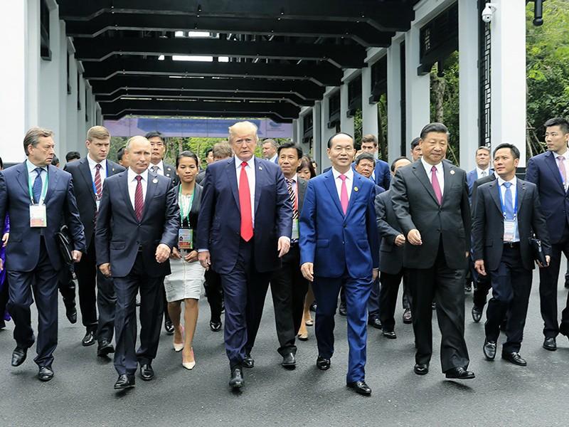 Chủ tịch nước Trần Đại Quang là người bạn tốt của thế giới - ảnh 1