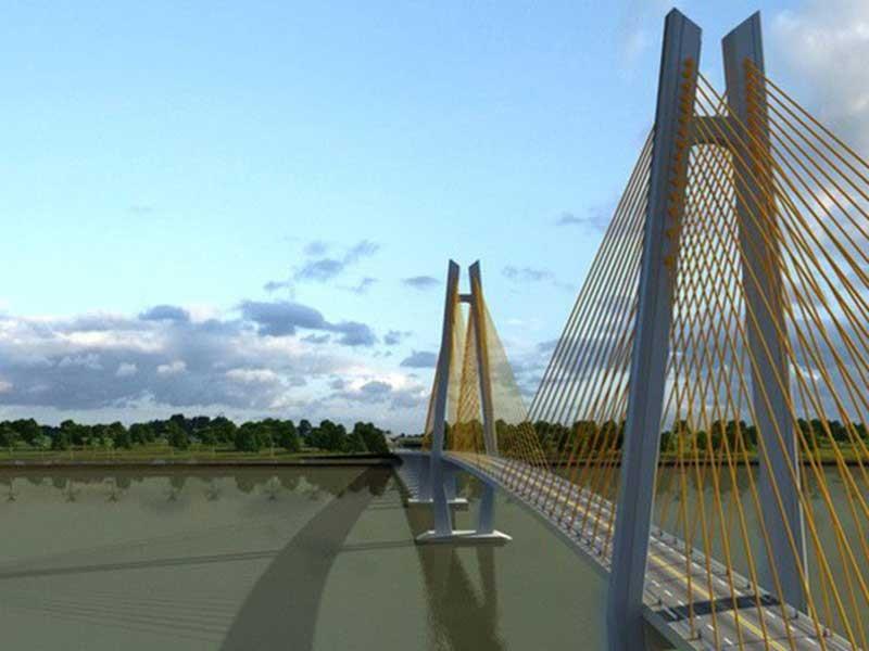 Quý III-2019 khởi công cầu Mỹ Thuận 2 - ảnh 1
