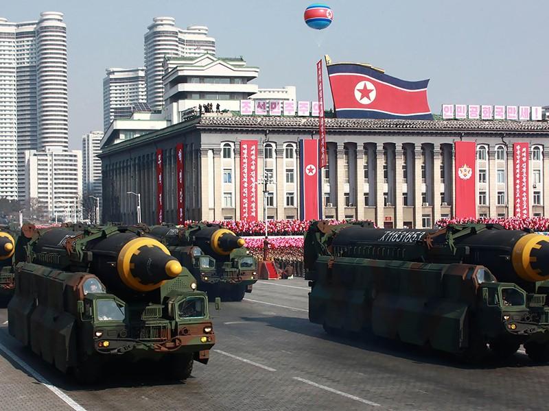 Chờ đợi chuyến thăm Triều Tiên của ngoại trưởng Mỹ - ảnh 1