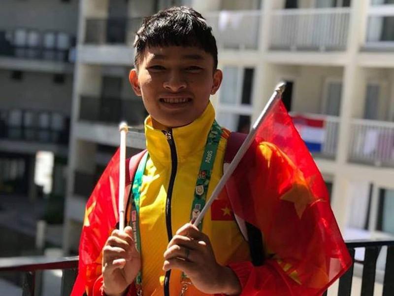 Ngô Sơn Đỉnh lên 'đỉnh' Olympic Trẻ 2018 - ảnh 1