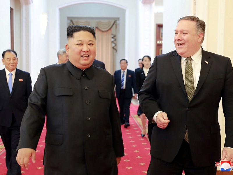 Ngoại trưởng Mỹ gặt hái gì ở Triều Tiên? - ảnh 1