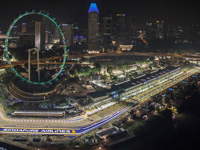 Đường đua F1: Việt Nam chào đón, Malaysia rút - ảnh 1